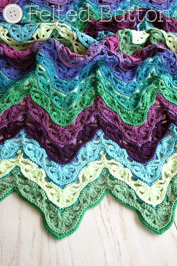 22 New Crochet Patterns Plus This Week\'s Art, Fashion and More (Link ...