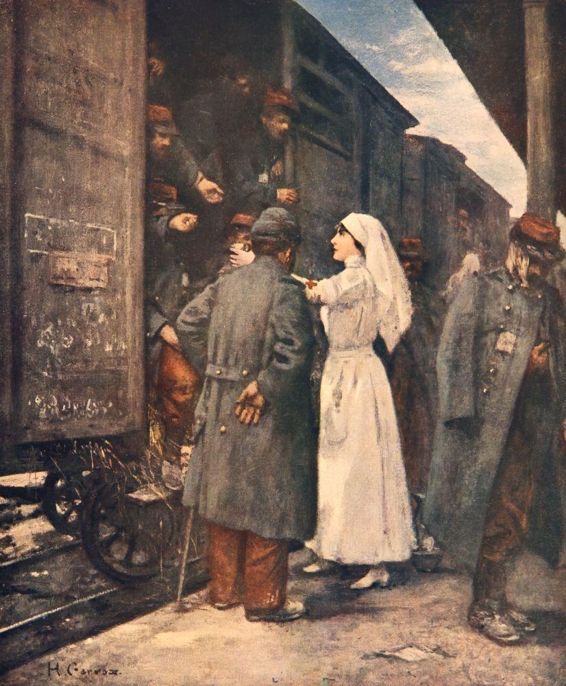 Henri Gervex - Guerre 14-18   Grande Guerre 1914-1918.