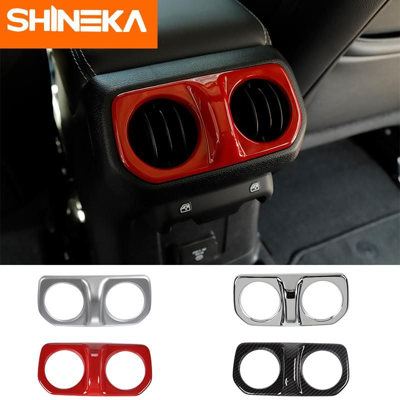 Shineka Interior Mouldings For Jeep Wrangler Jl Armrest Air Conditioning Decorative Sticker For Jeep Wrangler Jl Accessories Jeep Wrangler Wrangler Jl Jeep