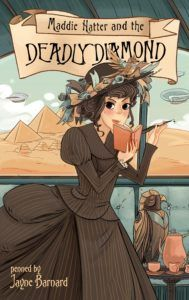 Interview with an Author: Jayne Barnard on Writing Steampunk