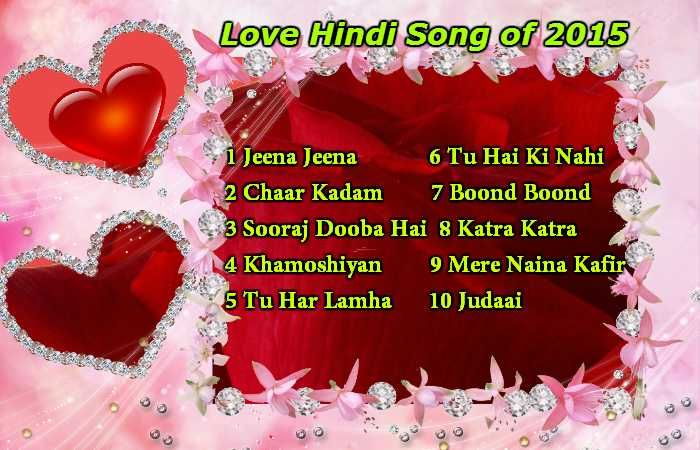 top 10 romantic valentine's day hindi songs of 2015 ♥♥ watch all, Ideas