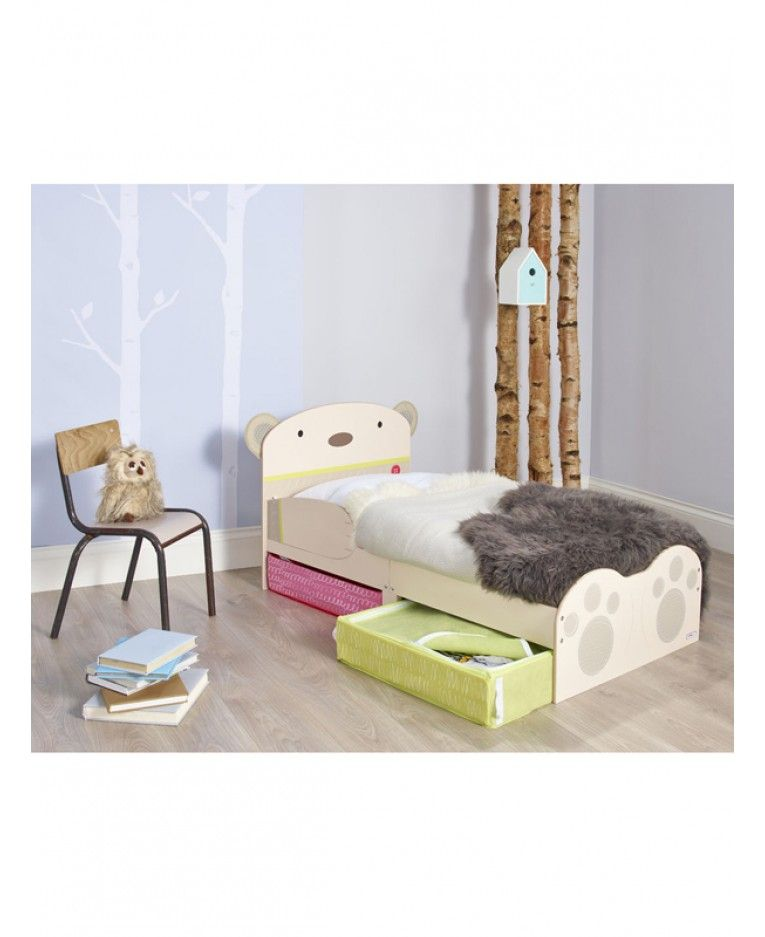 The Snuggletime Bear Hug Toddler Bedcreates A Cosy Space For Hibernating Tots And Is An Ideal Stop Off On Toddler