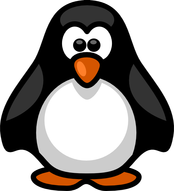 christmas penguin clip art clipart clip art christmas 1 rh pinterest com penguin clipart free penguin clip art for kids
