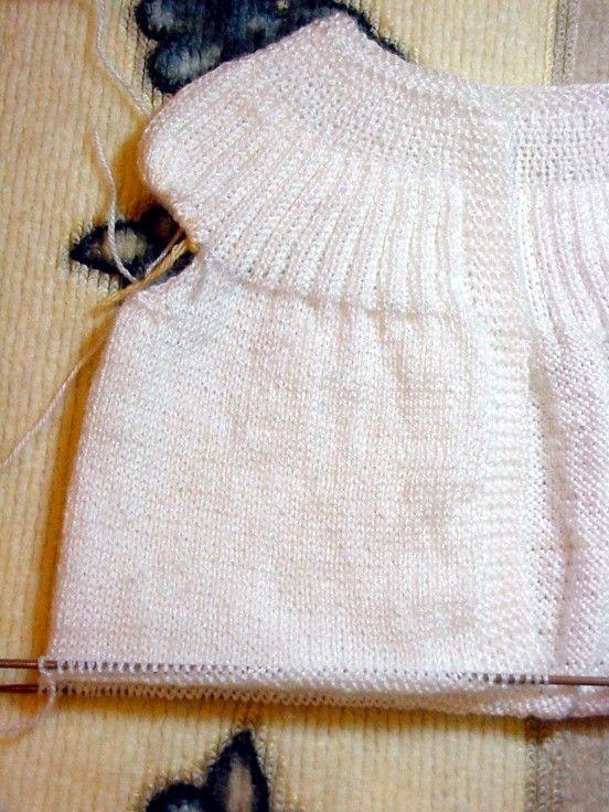 Eu Adoro Tricô(¯`·¸·´¯): casaquinho super básico | tejidos ...