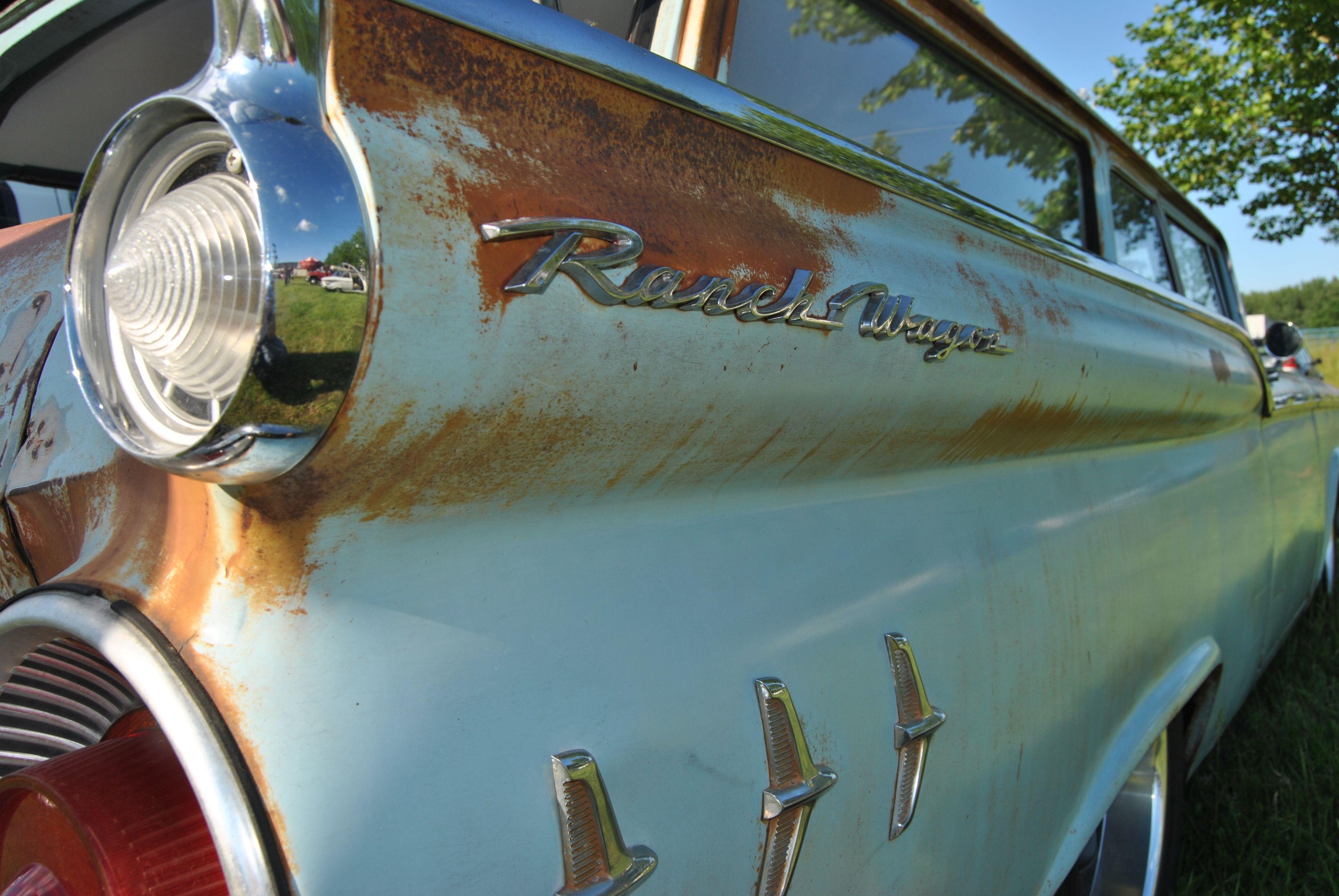 ´59 Ford Ranch Wagon