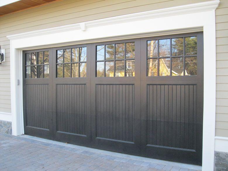Charles River Door Works   Custom Built Carriage House Doors