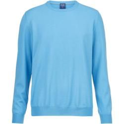 Photo of Olymp Strick Pullover, moderne Passform, Aqua, S Olymp