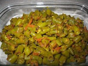 Green beans curry fansi nu shaak recipes to try pinterest food forumfinder Images