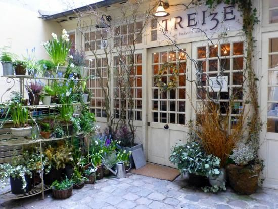Le coffee shop le plus planqu de paris de paris coffee - Le comptoir du petit marguery paris 13 ...