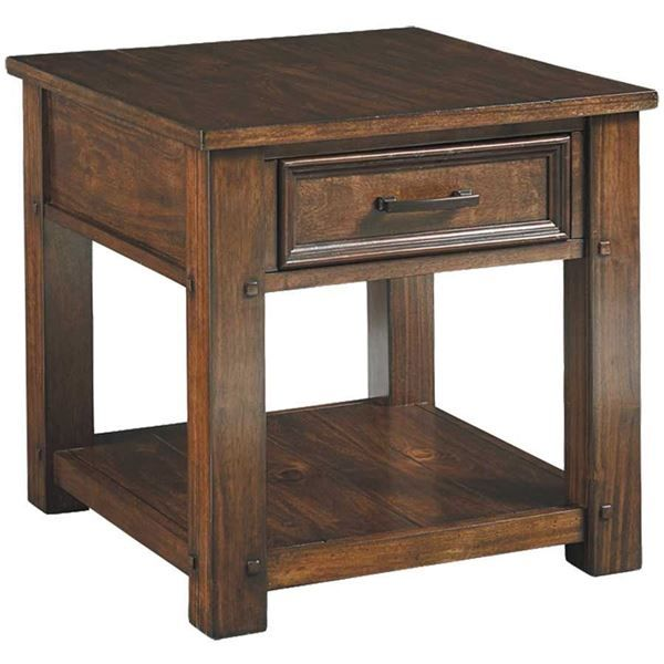 Cameron End Table With Drawer 28882 Standard Furniture Afw End Tables With Drawers Standard Furniture End Tables