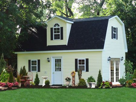 Garden Sheds At Home Depot shedshome depot 2 story house | two story shed with apartment