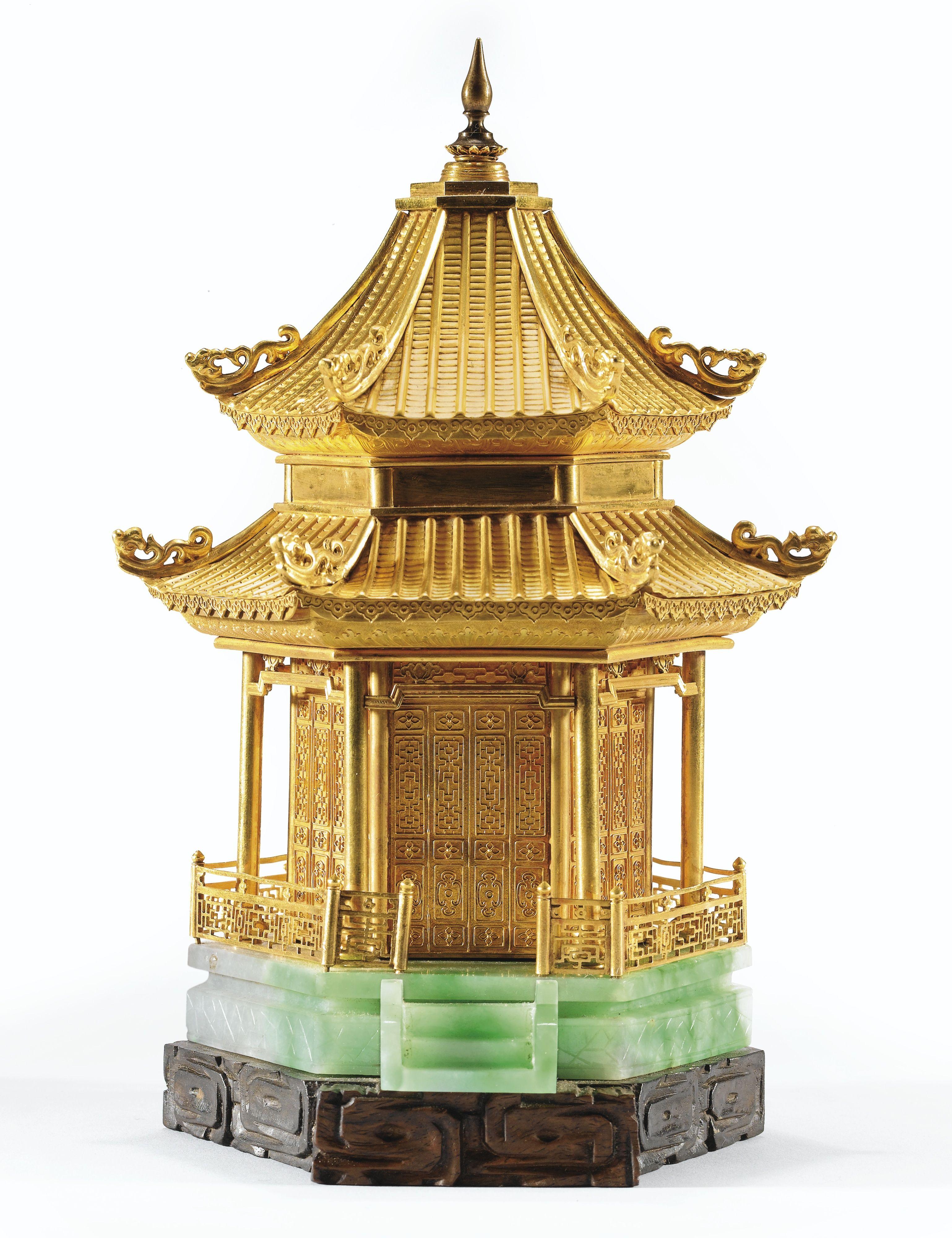 Miniature Golden Pagoda