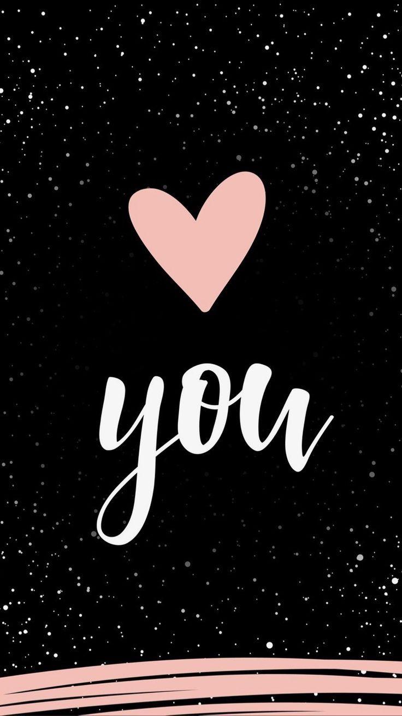 Love You Love You Https Wallpaperpinterest Com Love You Html Wallpaper Quotes Iphone Wallpaper Flower Phone Wallpaper