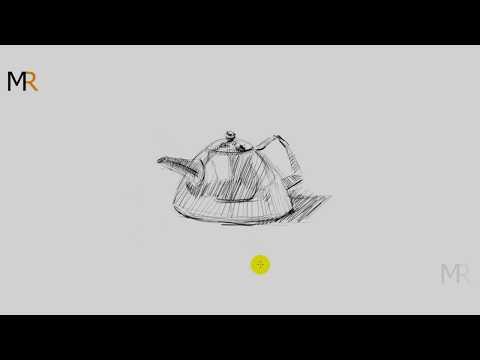 رسم ابريق اوت لاين سكتش Sketch Youtube Artist At Work