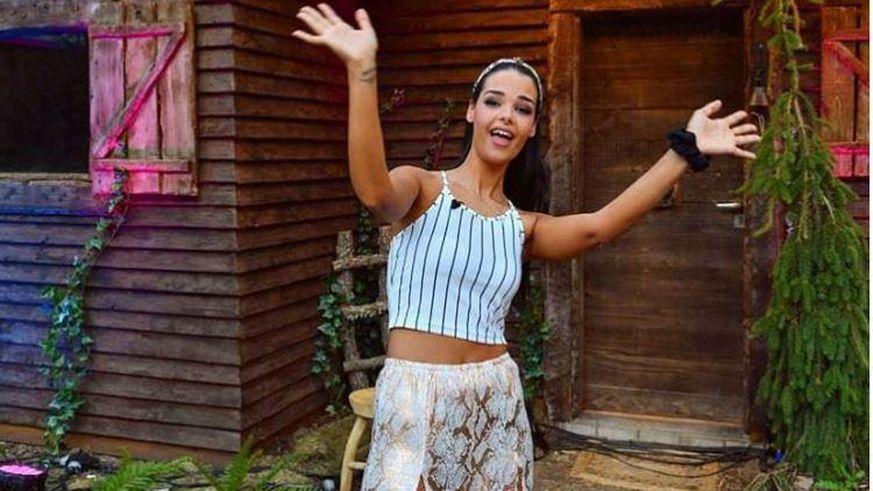 Promi Big Brother Daher Kennt Man Kandidatin Elene Lucia Ameur Promis Mochtegern Darstellerin