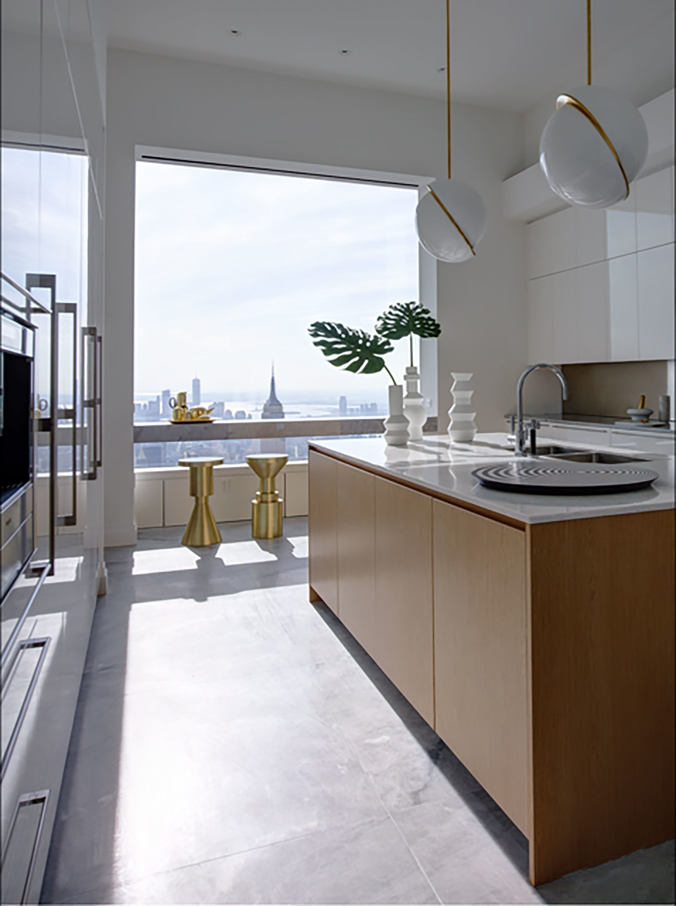 Modern Kitchen Images Architectural Digest everything in this apartment at 432 park is for sale