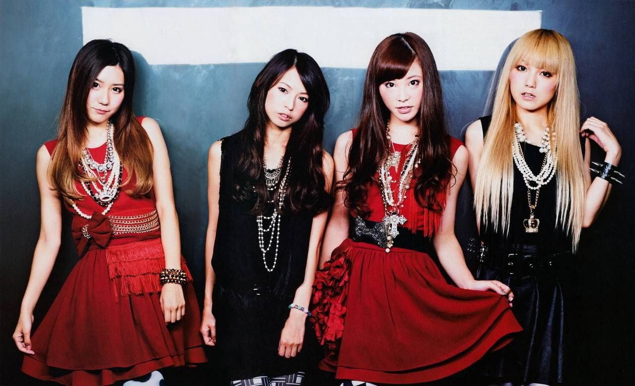 Scandal Queens Scandal Band Jpop Picture Scandal Band
