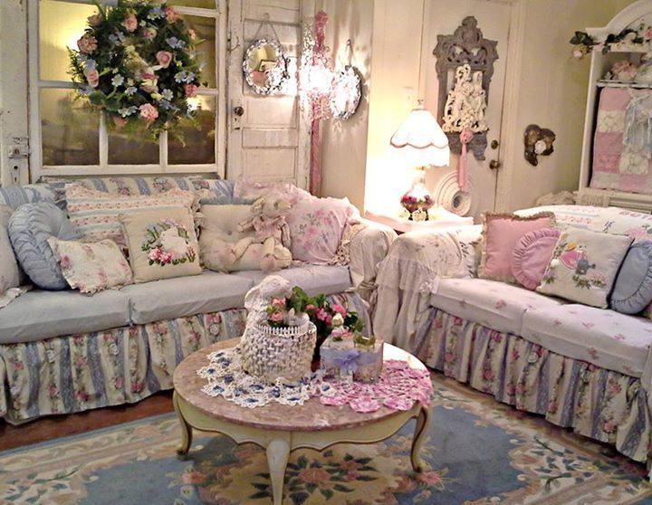 Photo of 10+ Glorious Simple Shabby Chic Living Room Ideas