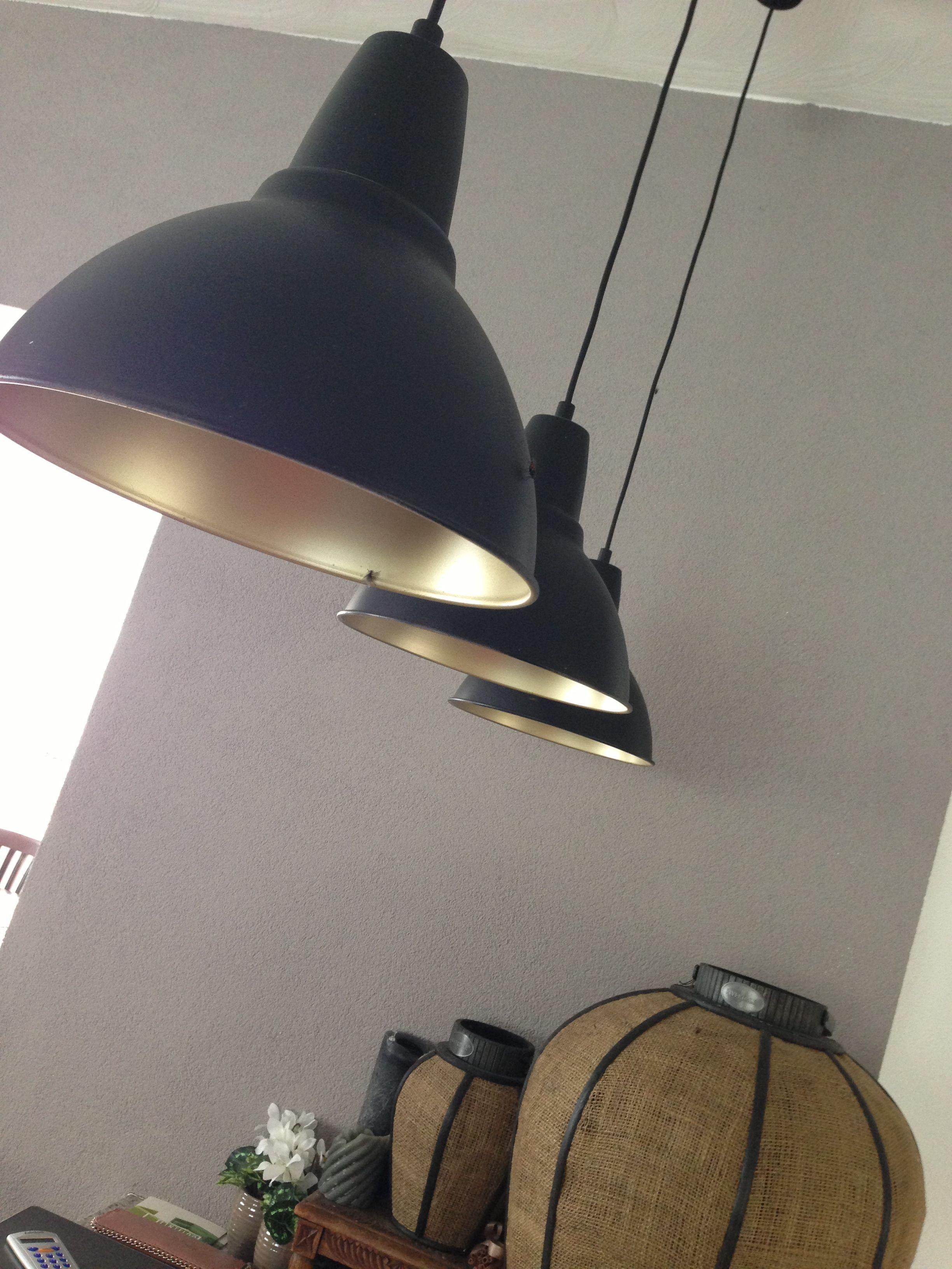 Lampe Schwarz Gold Ikea