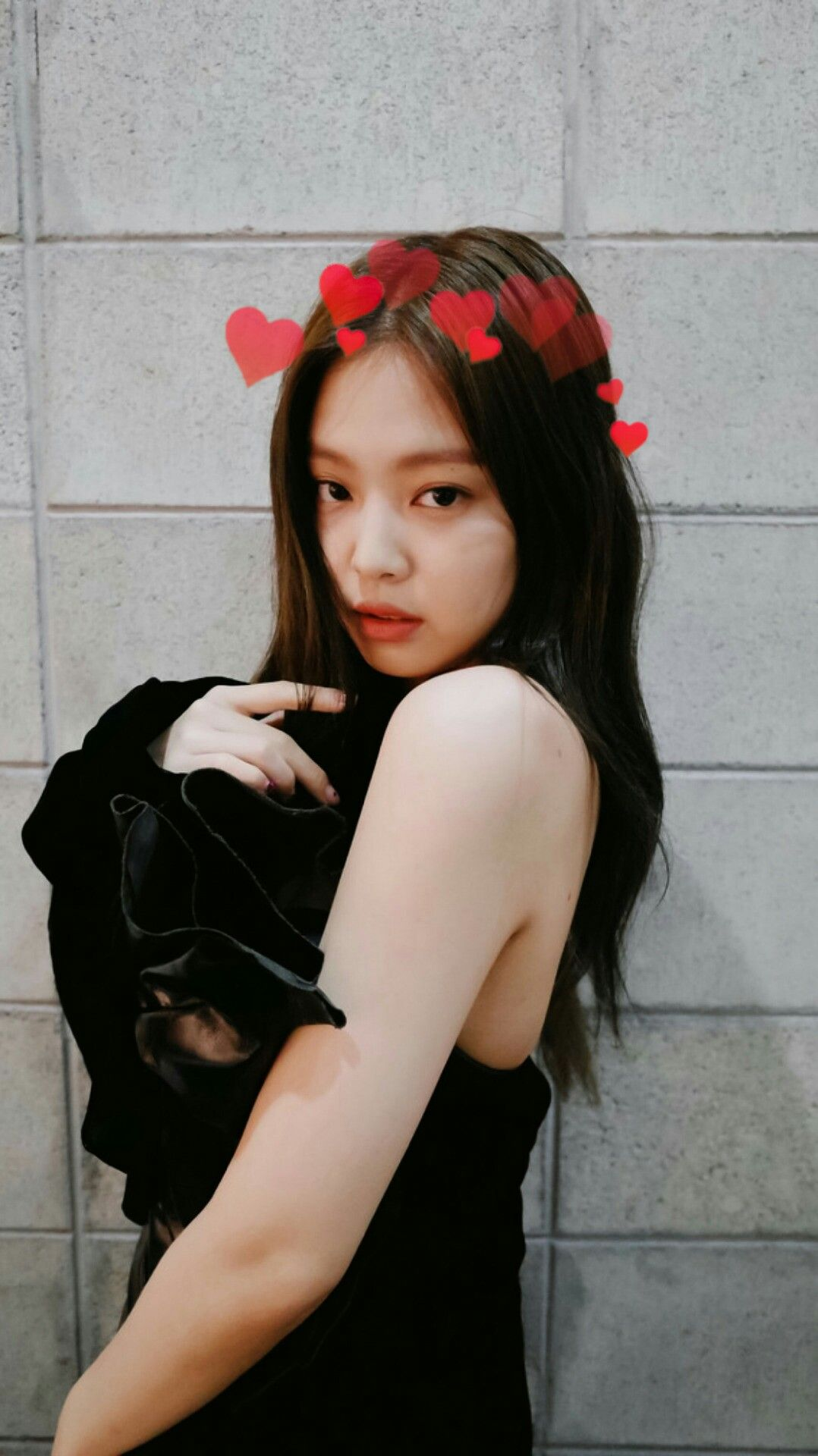 List of New Black Wallpaper Iphone Aesthetic Girl for iPhone X Today