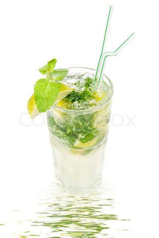 Lemon Mojito Fresh Cocktail Mojito Alcohol Mocktail Recipe