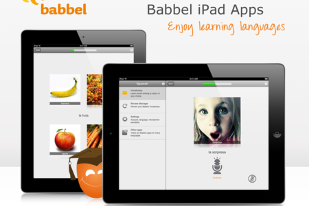 Babbel iPad App Please like, repin and share! Thanks