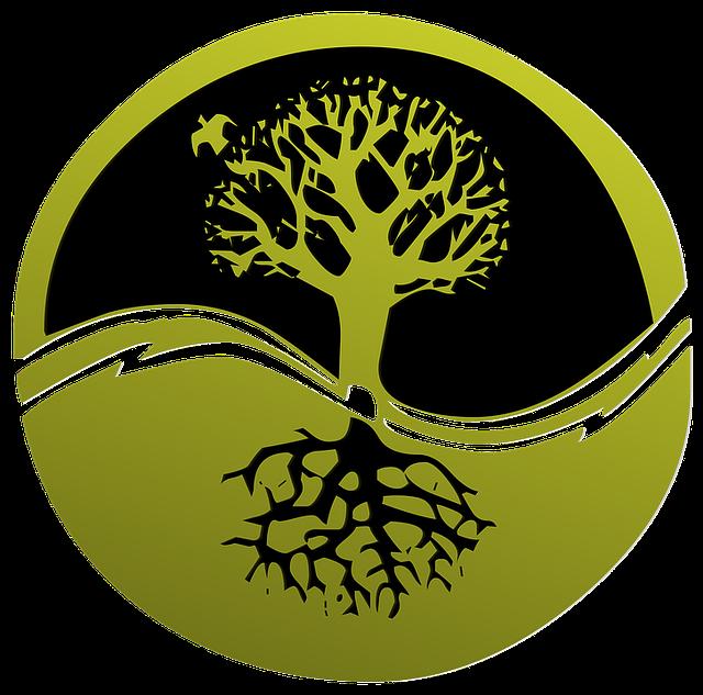 Free Image on Pixabay - Root, Tree, Logo, Clip Art ...