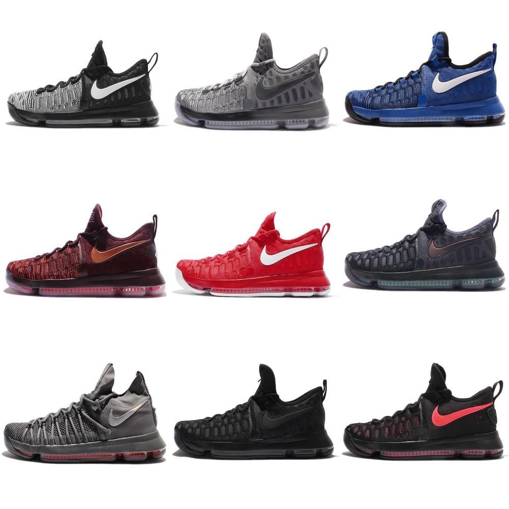 ddc235025104 Nike Zoom KD 9 EP IX Kevin Durant Men Basketball Shoes Sneakers Pick ...