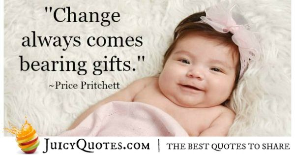 Quote About Change - Price Pritchett