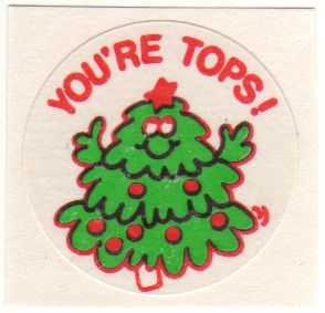 You're Tops! (pine)