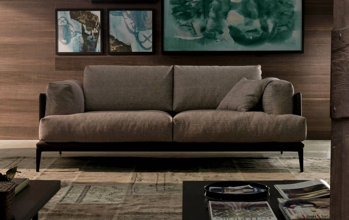 Divani chateau d ax leather sofa - Edo Sofa Chateau D Ax