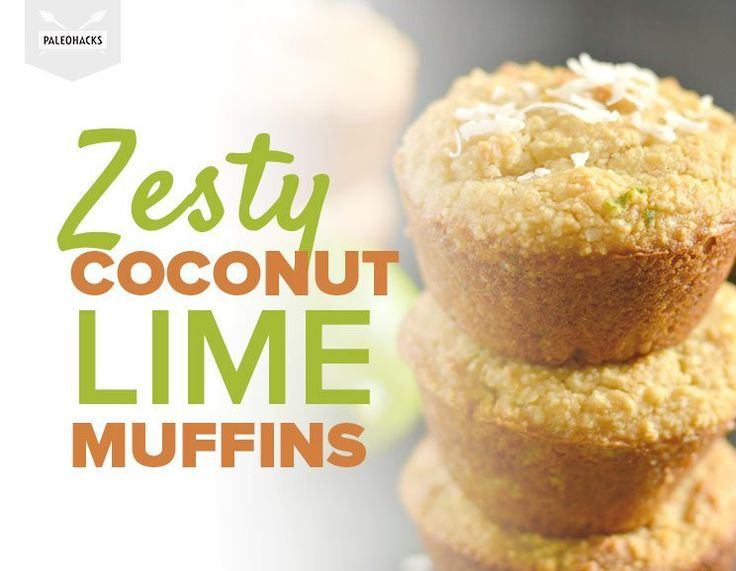 Crazy-Delicious Coconut Lime Muffins *** More info could be found at the image url.