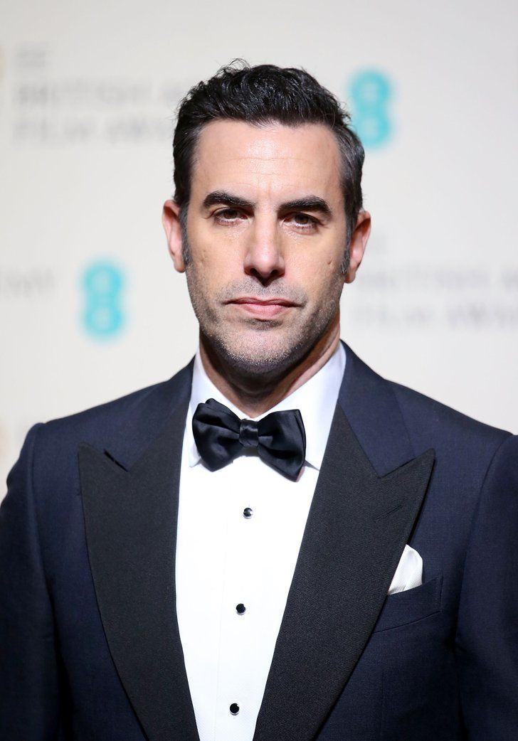 Pin for Later: Despite #OscarsSoWhite, The Academy Has Lined Up a Diverse Collection of Presenters Sacha Baron Cohen The funny actor was nominated for best writing for an adapted screenplay in 2007 for Borat.