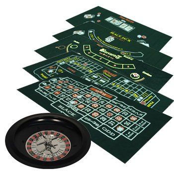 Cq In At Home Casino Set Amazon Co Uk Toys Games Chase S