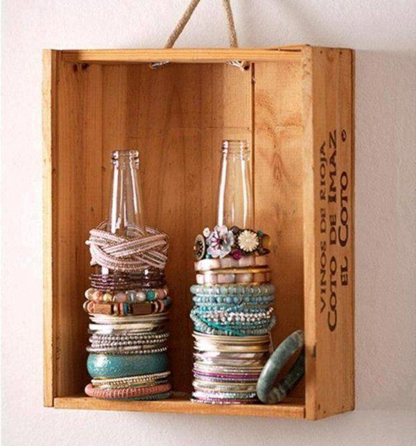 Photo of Make jewelry stand yourself – DIY ideas for jewelry storage
