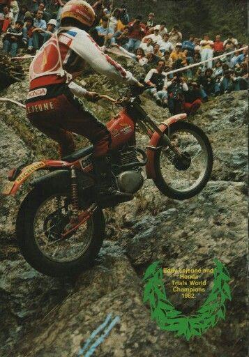 lejeune motos trial motos coches y motocicletas pinterest