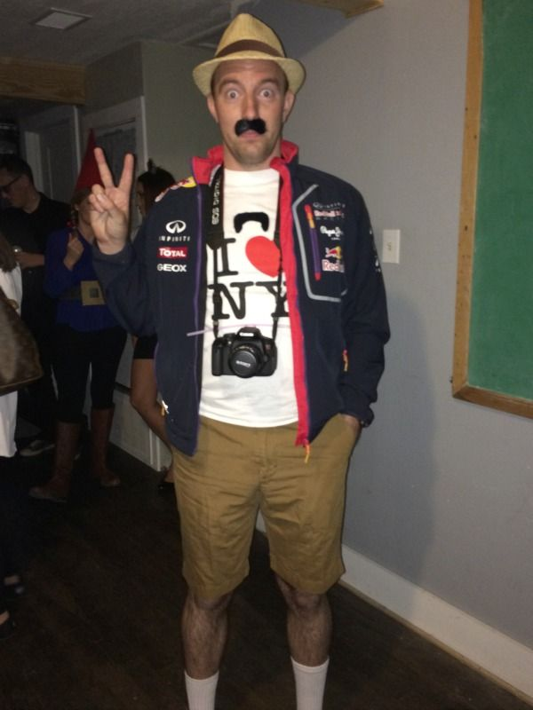 44 Homemade Halloween Costumes for Adults | DIY Halloween ...