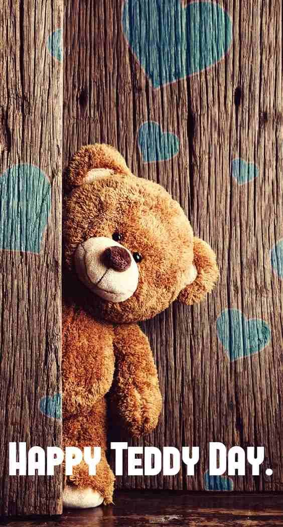 Teddy day quotes valentines for lover. #TeddyDayQuotes