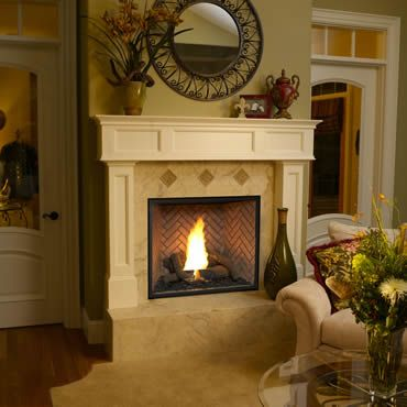 gas fireplace design fireplaces - Gas Fireplace Design Ideas