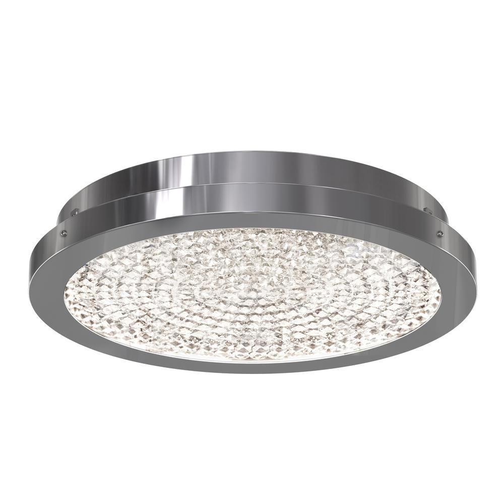Instill Elegance Into Your Living Room Entrance Hall Or Bedroom The Purity Of The Glam Ceiling Light S Glass In 2020 Led Flush Mount Ceiling Fan With Light Fan Light