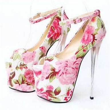 58 84 Damskie Derma Wiosna Lato Jesien Formalne Spotkania Klamra Szpilka Rozowy Powyzej 12 5 Cm Shoes Women Heels Pumps Heels Stilettos Heels