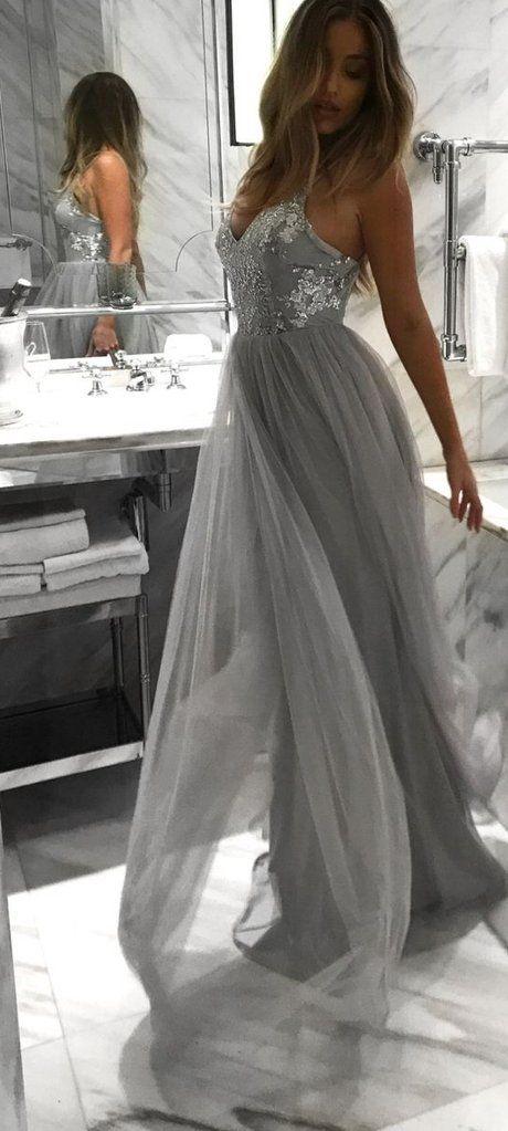 – Prom dress 2020