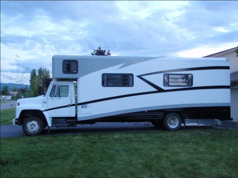Off Rental U Hauls Get A 2nd Life Rv Toy Hauler And
