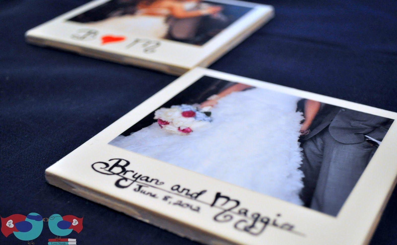 How to make polaroid picture coasters polaroid pictures diy