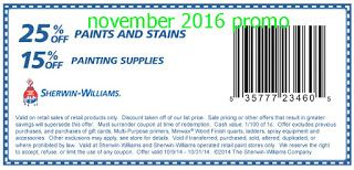 Sherwin Williams Coupons Sherwin Williams Coupon Sherwin