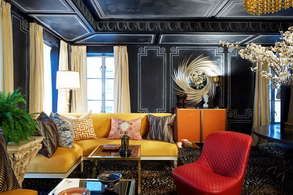 Where Interior Designers Feel Free To Show Off Lounge Design