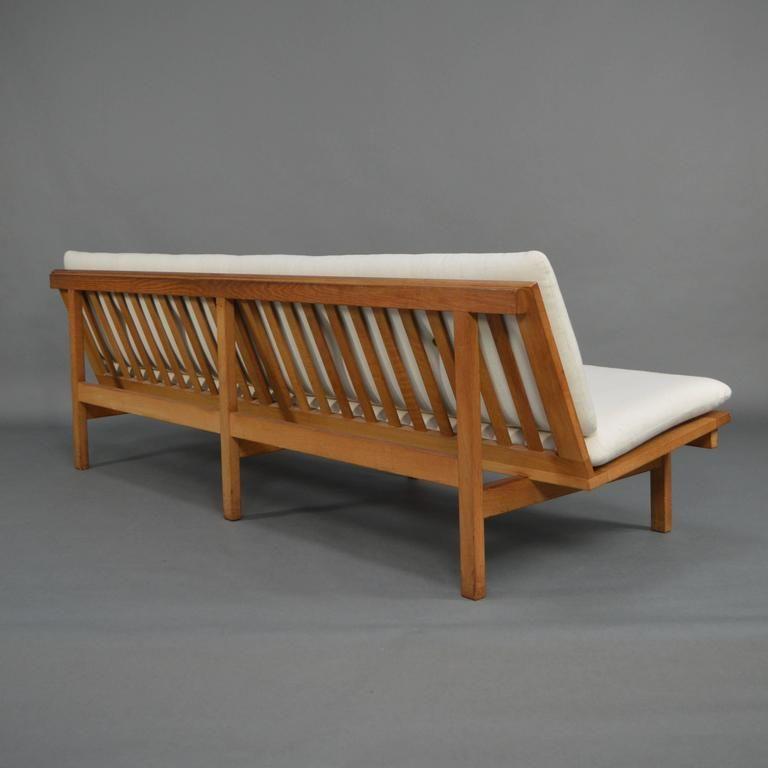 Danish Borge Mogensen For Fredericia Four Seat Bench Sofa Denmark 1950s For Sale Diy Furniture Sofa Sofa Bench