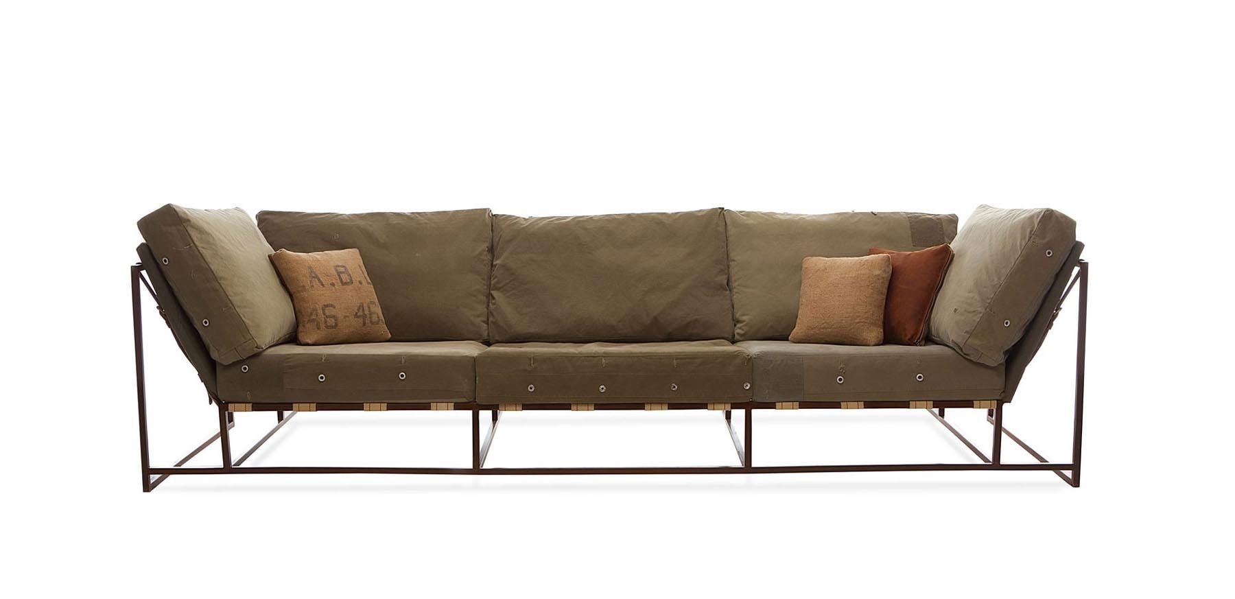 Steve Kenn Furniture Is Sourced And Made Locally In Los Angeles Using  (washed And Softened