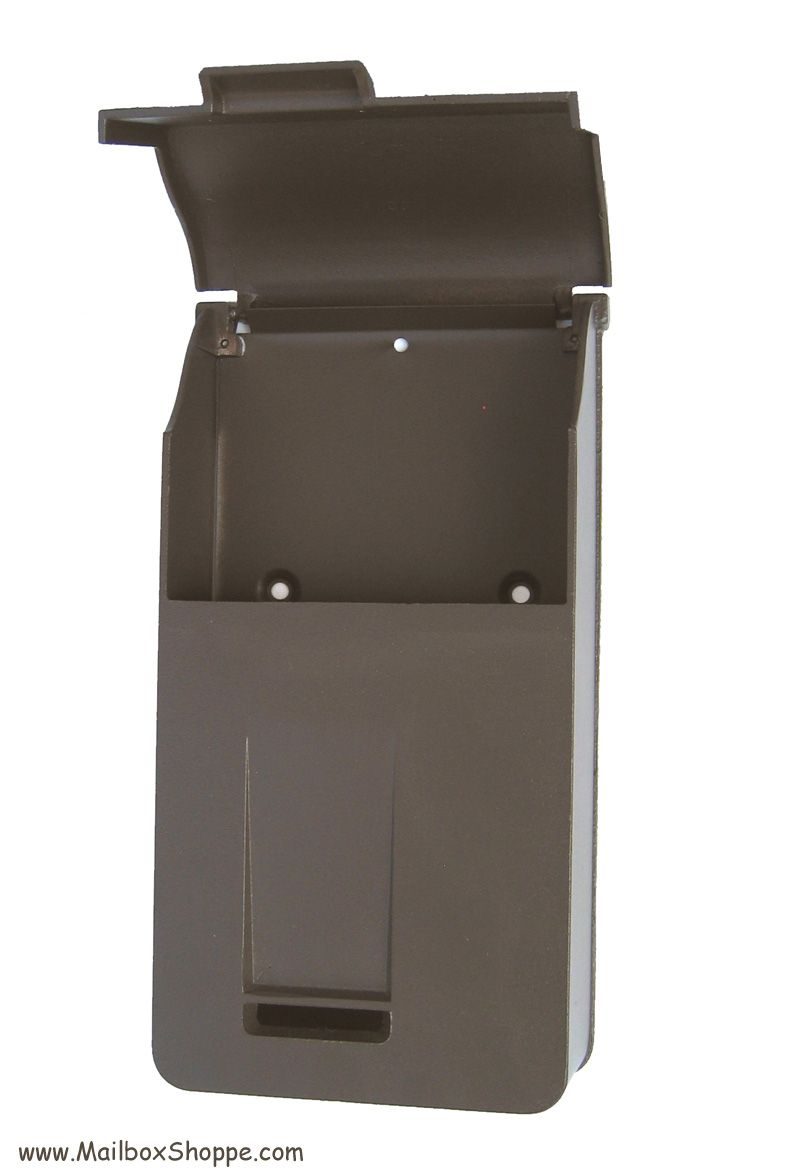 residential mailboxes wall mount. Mailbox Shoppe - 1794 Snoc Narrow Residential Mailboxes Wall Mount 6