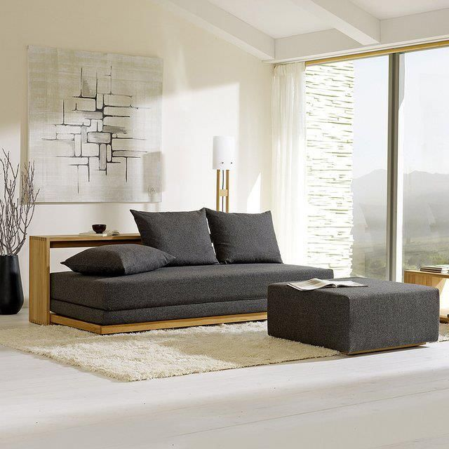 Stefano Sofa Bed By Grune Erde A Note On Design Pinterest Sofa
